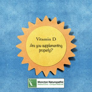 Vitamin D3 - Dr. Anhorn Moncton Naturopathic